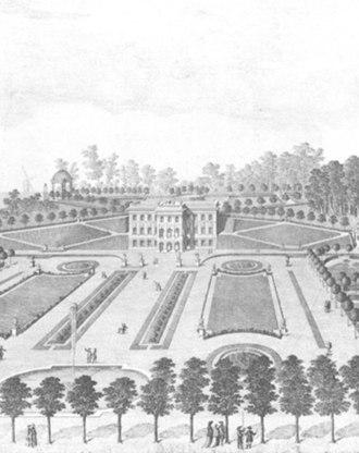 Marienlyst Castle - rienlyst with Jardin's garden complex