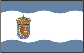 Marín, Pontevedra - Image: Marin Flag