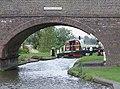 Marston Lane Bridge near Wishaw, Warwickshire - geograph.org.uk - 1745809.jpg