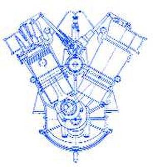 Ludwig Martens - Martens engine