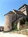 Martignac, Frankrijk 2010, St-Pièrre-es-liens-kerk.jpg