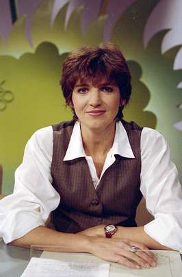 Martine van Os in 1992