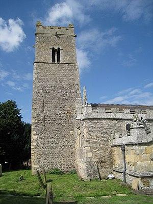 Marton, Lincolnshire - St Margaret's Church, Marton