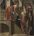 Marx Reichlich - Marienaltar, Tempelgang Mariae - 2588 - Bavarian State Painting Collections.jpg