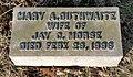 Mary Outhwaite Morse grave (24695141456).jpg