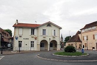 Maslacq - The town hall of Maslacq