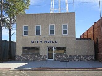 Matador, Texas - Matador City Hall