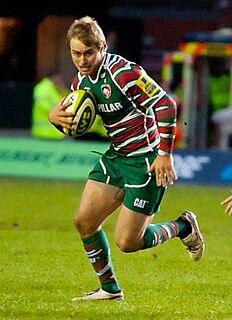 Mathew Tait English rugby union player