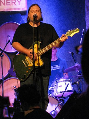 Matthew Sweet - Image: Matthew Sweet at City Winery