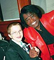 Mattie Stepanek and James Brown.jpg