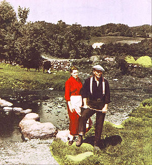 The Quiet Man - Sean and Mary Kate