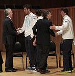 Mauricio Macri asistió al sorteo de la serie semifinal de la Copa Davis (7983185239).jpg