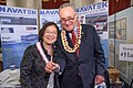 Mazie Hirono and Chuck Schumer with Spam.jpg