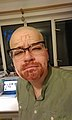 Me as Walter White when I shaved my head in the Summer of 2017.jpg