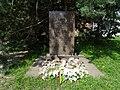 Memorial at Site of Lietukis Garage Massacre of Jewish Men - Kaunas - Lithuania - 01 (27885229736) (2).jpg