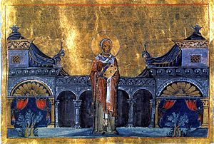 St. Gregory the Wonderworker, Bishop of Neocae...