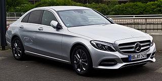 Mercedes-Benz C-Class (W205) Motor vehicle