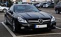 Mercedes-Benz SL 350 (R 230, 2. Facelift) – Frontansicht, 24. März 2012, Velbert.jpg