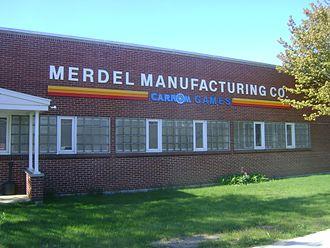 Carrom Company - Merdel in Ludington, Michigan