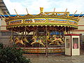 Merry-go-round at NRM York - DSC07835.JPG
