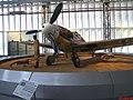 Messerschmitt Me-109 - Este avião caiu em um lago da Noruega na 2° Guerra Mundial(1943), e foi encontrado a 40 metros de profundidade em bom estado de conservação. Ainda conserva um tiro acima do trem d - panoramio.jpg