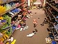 Messy shoe aisle at Nashville Target store.jpg