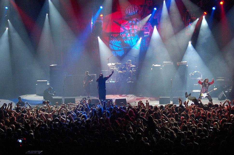 Metalmania 2007 - Sepultura 01