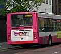 Metro Belfast bus 2791 (BCZ 2791) 1999 Volvo B10BLE Wrightbus Renown, 29 April 2011.jpg