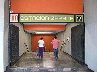 Metro Zapata - Image: Metro Zapata 05