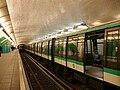 Metro de Paris - Ligne 1 - Porte Maillot 04.jpg