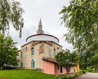 Religion in Bulgaria - Ahmet Bey Mosque in Razgrad.