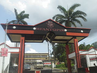 Mfantsipim School All-boys boarding secondary school in Cape Coast, Ghana