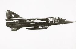 MiG-23 Flogger G