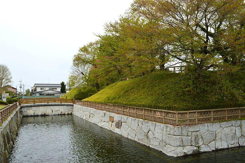 Mibujō honmaru entrance.JPG