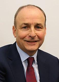 Leader of Fianna Fáil
