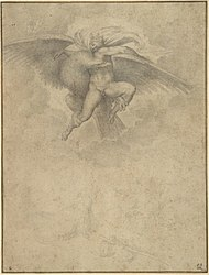 Michelangelo, Rape of Ganymede.jpg