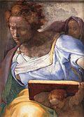 Michelangelo, profeti, Daniel 02