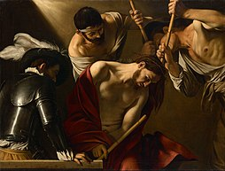Caravaggio, The Crowning with Thorns