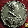 Michele mazzafirri, medaglia di cristina di lorena e spiga (stagno).JPG