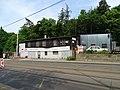 Michle, U plynárny, rekonstrukce TT, zastávka Plynárna Michle, pneuservis.jpg