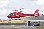 Microflite (VH-IXX) Eurocopter EC130B4 at Wagga Wagga Airport.jpg