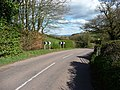 Mid Devon , Rackenford to Tiverton Road - geograph.org.uk - 1255390.jpg