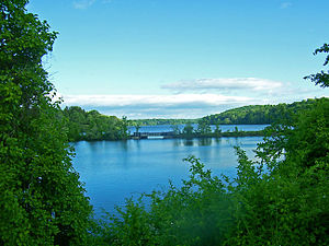 Middle Branch Reservoir - Image: Middle Branch Reservoir