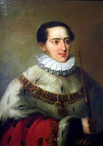 Descendants of Miguel I of Portugal - King Miguel I of Portugal and the Algarves
