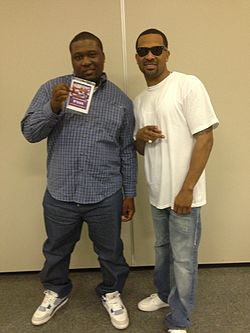Mike Epps & a fan in Houston February 1, 2013 2013-09-08 22-11.jpg