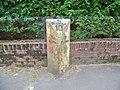 Milepost, Alyth - geograph.org.uk - 1532384.jpg
