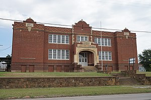 Mineral Wells Independent School District - Old Mineral Wells High School