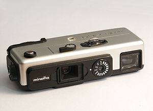 Minolta 16 - Minolta 16 QT, 1972