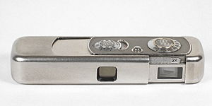 VEF - VEF Minox subminiature camera