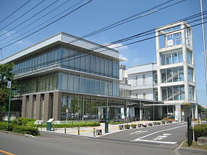 Minuma-ku, Saitama - Minuma Ward Office, Saitama City